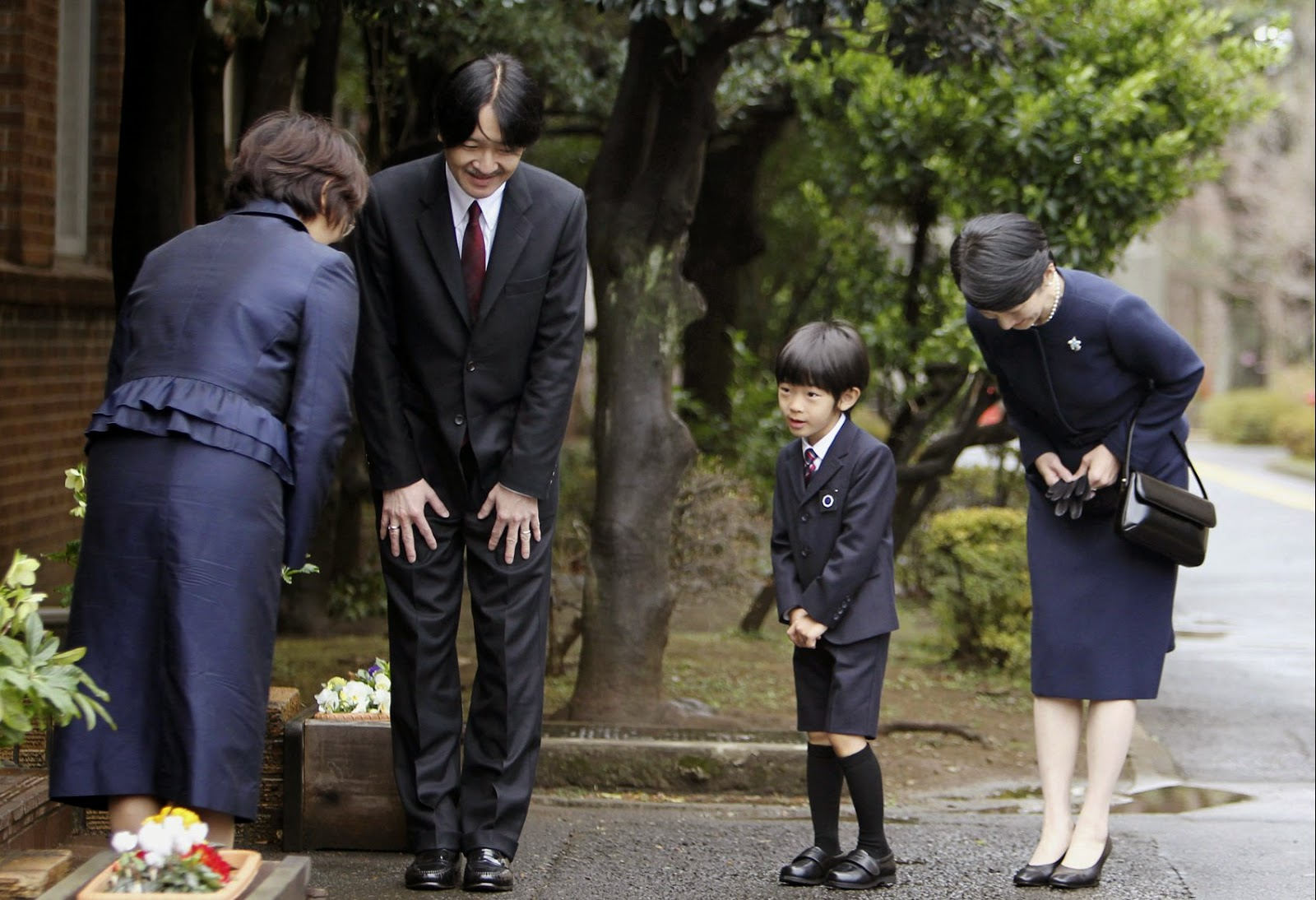 Bí mật trong cách dạy con của người Nhật