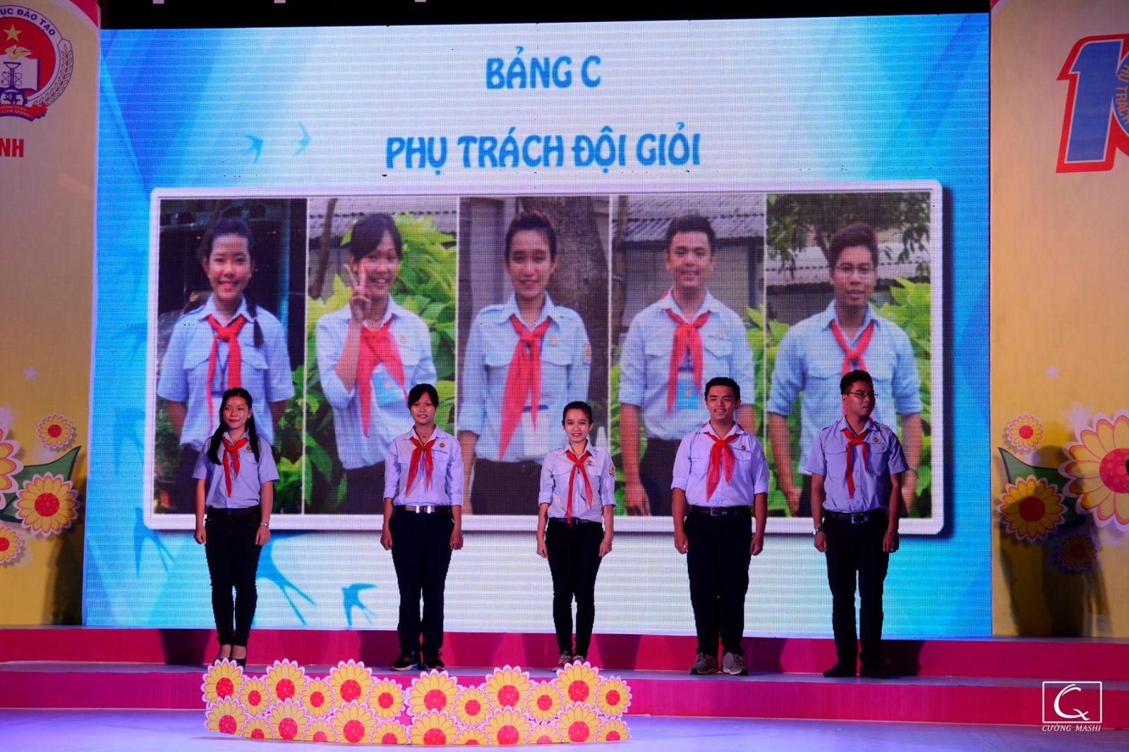 Chung kết hội thi phụ trách Đội giỏi năm 2016