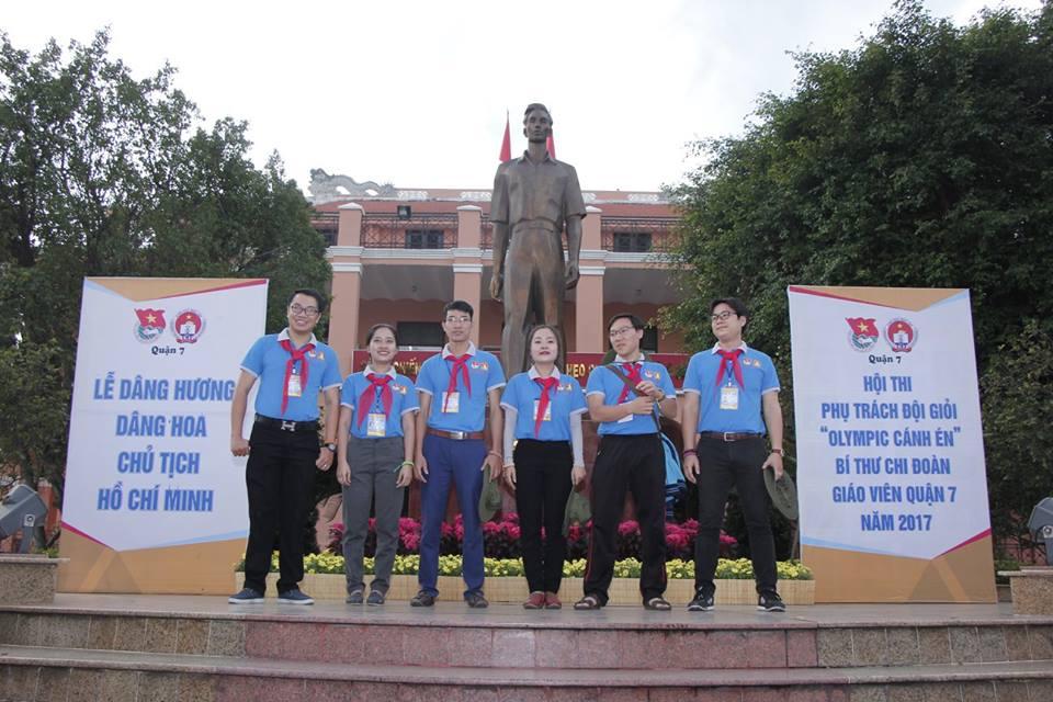 Hội thi Phụ trách Đội giỏi năm 2017