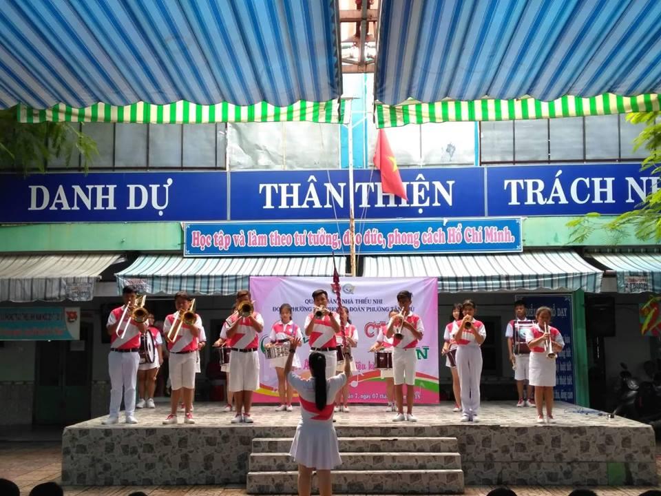 Tổ chức sân chơi cuối tuần Đợt 2 - Phường Tân Phong và Tân Phú